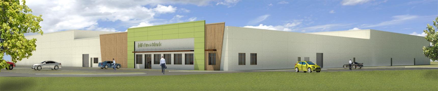 Cannabis Design Facility